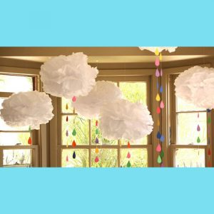 Decoración de Nubes
