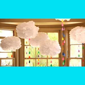 Categoria decoracion de nubes